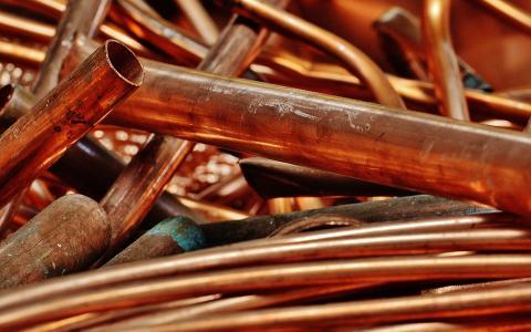 Chatarra de cobre