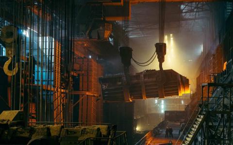 Economía circular en la siderurgia
