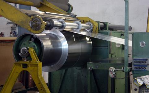 Servicio de corte de metal en Alsimet Parla