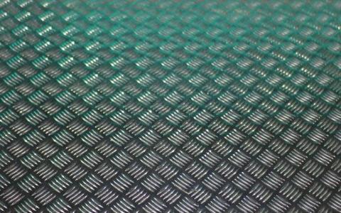 Image Aluminium sheet en damero