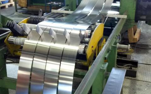 Image Bande en aluminium