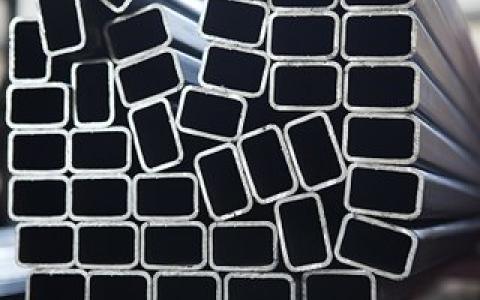 Tubo de hierro alsimet for Tubos de hierro rectangulares