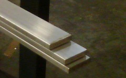 Imagen de pletina de aluminio