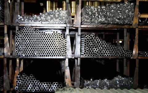 Imagen tubo de hierro