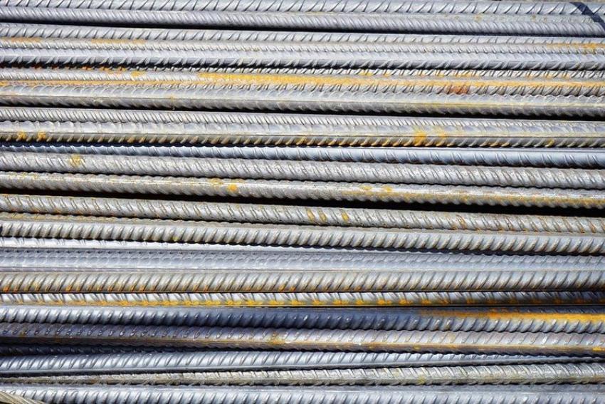 Barras de acero corrugado