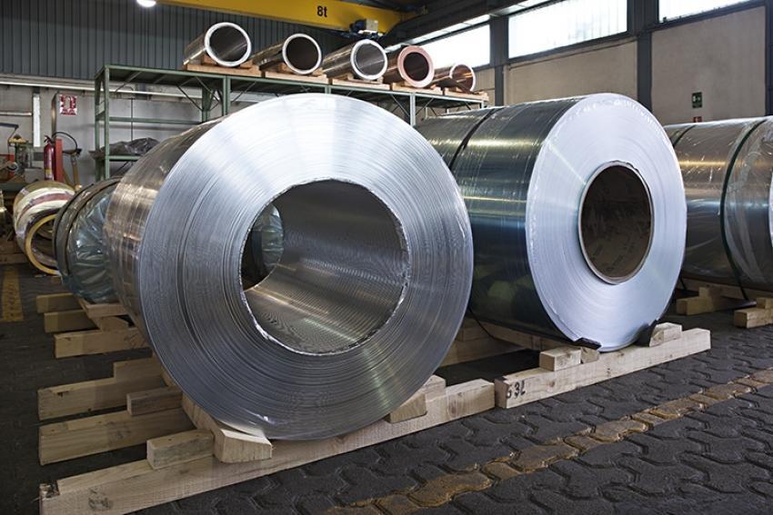 Cinta de aluminio
