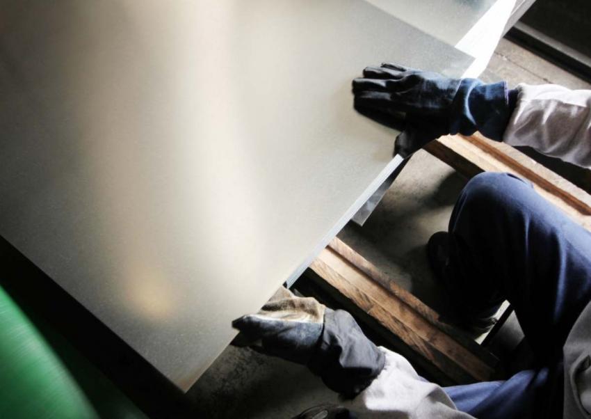 Cuchillas para corte de chapa de metal
