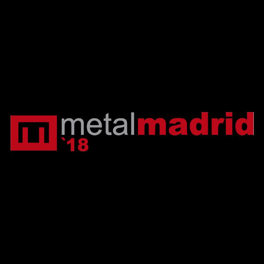 Logo Feria MetalMadrid 2018
